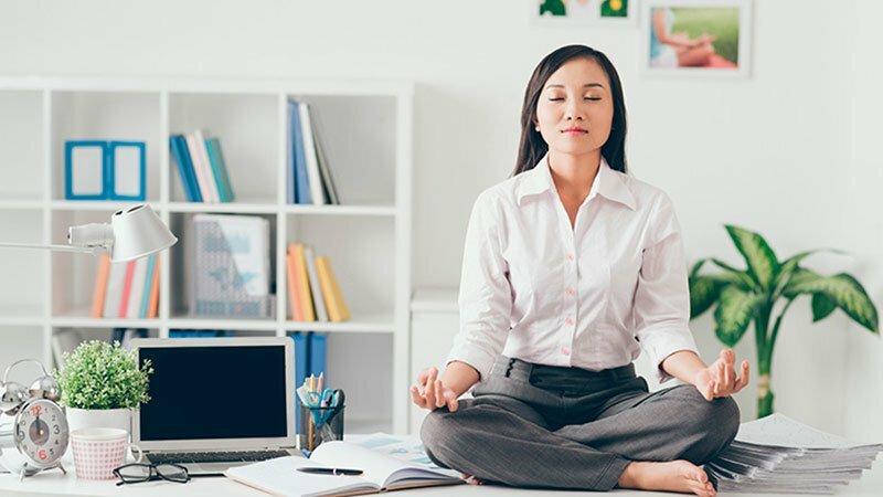 Откриване на симптоми на стрес