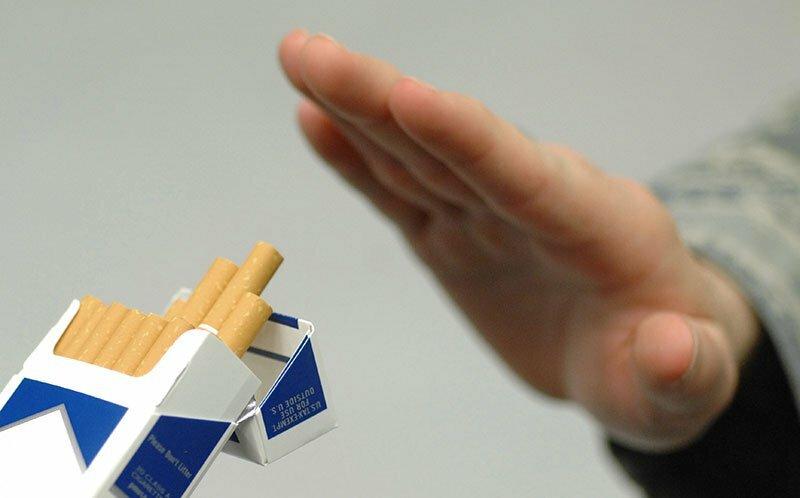 Detoksifikaatio tupakoinnin lopettamisen jälkeen