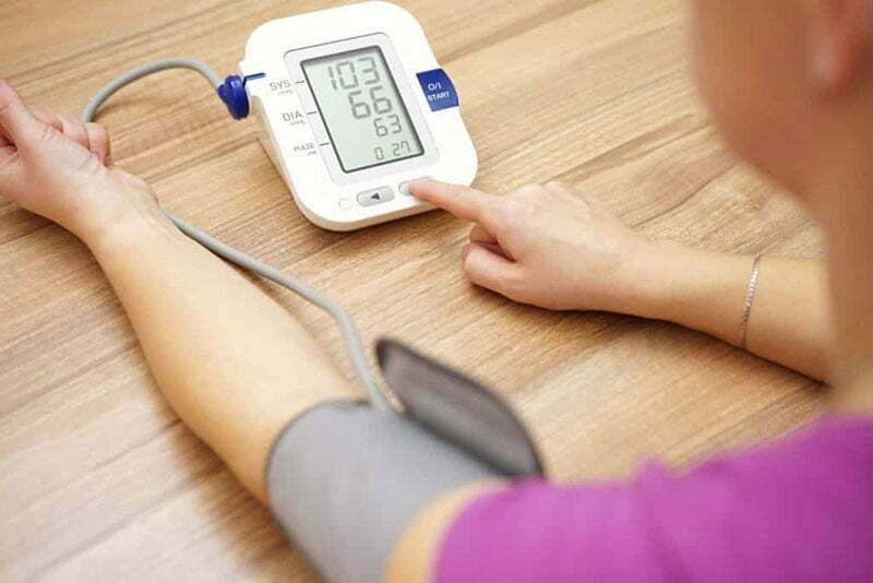 Hvilket blodtryk er for lavt?