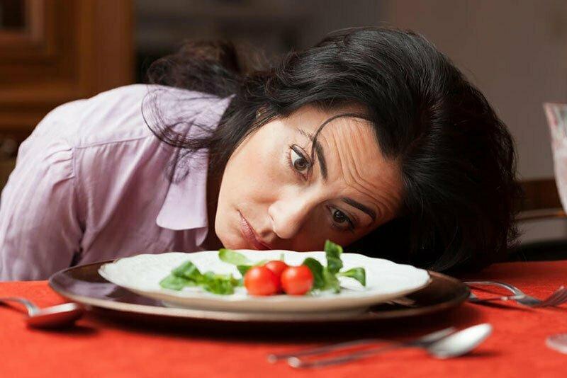 Il pericolo di una dieta ipocalorica