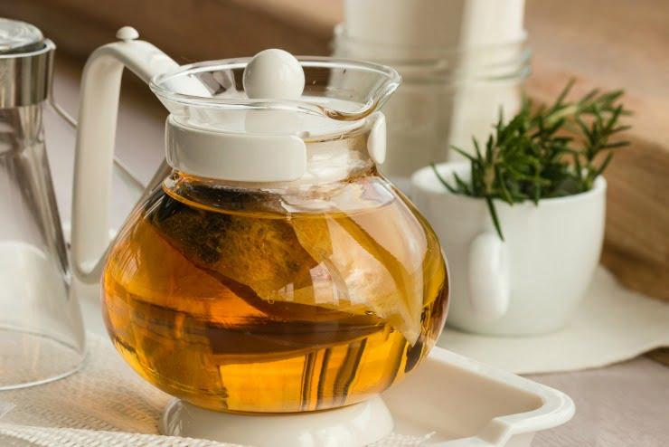 Minuman herbal mendukung penurunan berat badan