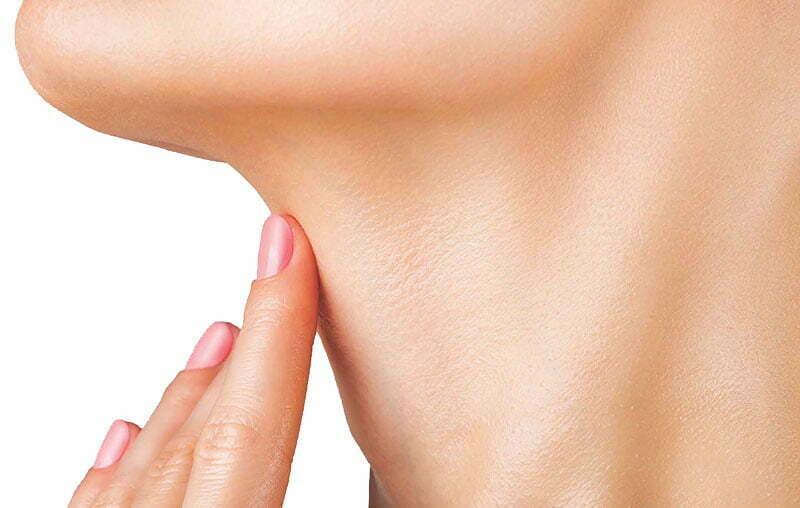 Afgiftning og tilstanden af huden