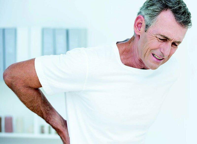 Krooninen selkäkipu ja omega-3-lisäravinteet