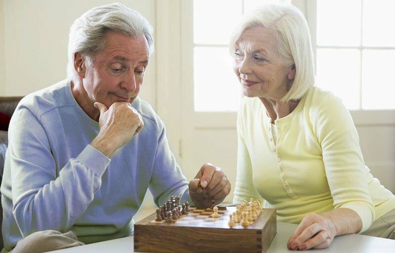 Geheugenproblemen op oudere leeftijd