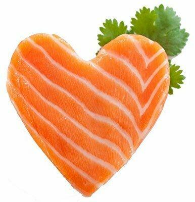 La importancia de los ácidos omega 3 para la salud del corazón.